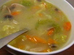 Receita de Sopa de legumes para emagrecer - Tudo Gostoso