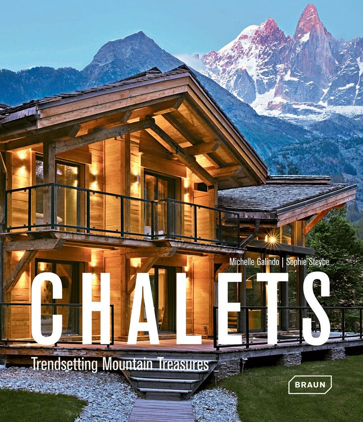 Chalet Zermatt Peak features in the exclusive 'Chalets - Trendsetting Mountain Treasures' book by Braun Publishing, celebrating the architecture and style of mountain chalets around the world