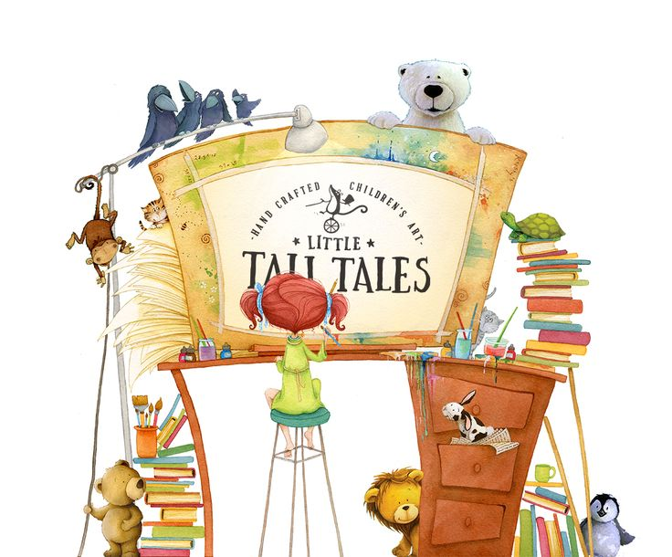 Hard at work in the Little Tall Tales Studio - isn't it nice how everyone's posed for a photo moment! Repin for later or check out our store to see what we've been up to!