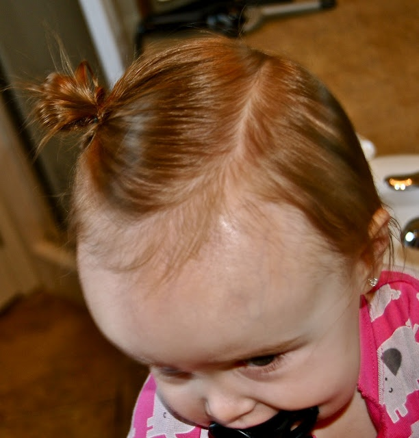 Toddler hairstyle ideas