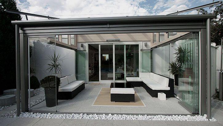 Uw terras wordt met dit unieke dak van glas een fraaie veranda zonwering tuinkamer serre serres tuin