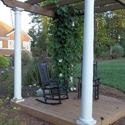 1000 ideas about free standing pergola on pinterest diy for Diy free standing pergola