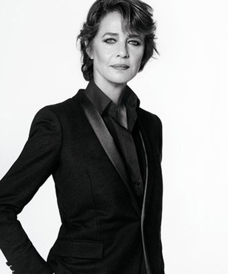 Charlotte Rampling NARS Campaign | Charlotte Rampling's NARS campaign is here! Click to see the first photos. #refinery29 http://www.refinery29.com/2014/08/72151/charlotte-rampling-nars