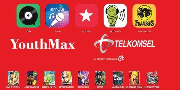 Banyak Yang Bertanya Apa Itu Kuota Youthmax Dan Cara Memakainya Itulah Pertanyaan Dari Pengguna Telkomsel Yang