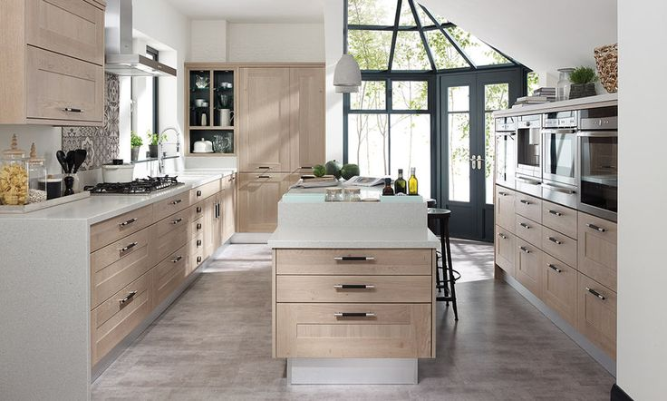 Broadoak Rye kitchen