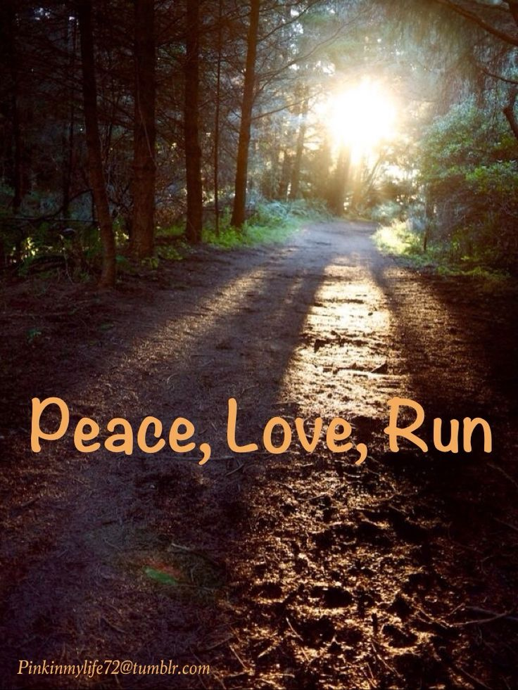 I <3 trail running, when I can run again, I am so doing every trail i can find!