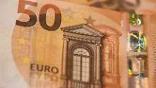 Blüten erkennen: Hier ist der neue 50-Euro-Schein
