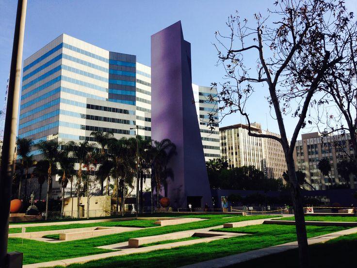 Pershing Square Walk
