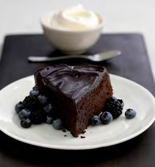 NEFF - CookingPassion Blog: Torta di tartufo al cioccolato amaro #ricettedolci #Neff #cookingpassion