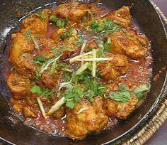 Peshawari mutton karahi