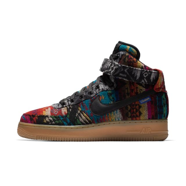 Nike Air Force 1 Haute Idole Pendleton Premium