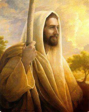 JEZUS en MARIA Groep.: JEZUS CHRISTUS:LICHT VAN DEZE WERELD