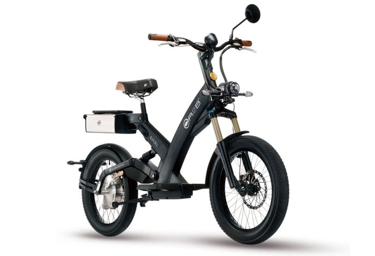 Ultramotor A2B Excel: Electric scooter that looks like a bike