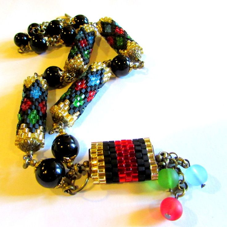 Moroccan night by ClaraBijous on Etsy