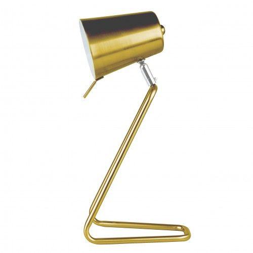 Lampe de table Z gold
