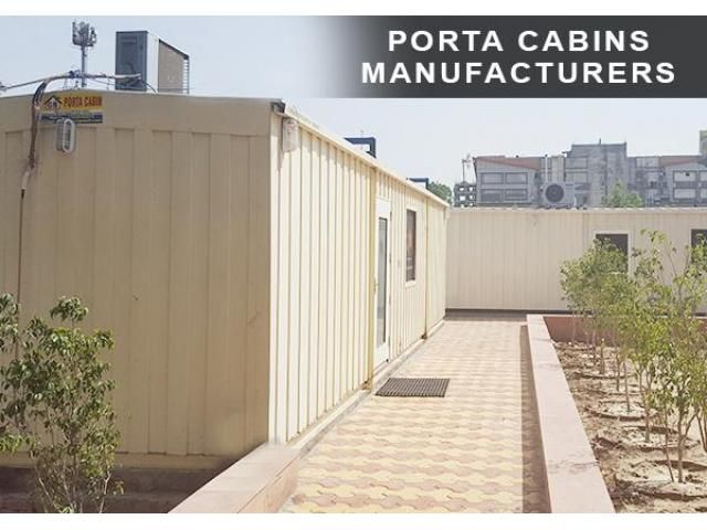 Portable Cabins Manufacturer to Get Eco-Friendly Porta Cabins
