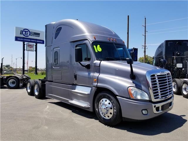 2016 Freightliner Cascadia Evolution 125 Stock Ud2030 Need