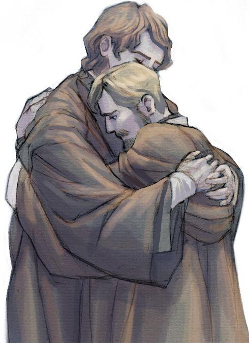 trust me by ~logosles on deviantART   Anakin and Obi-Wan ...