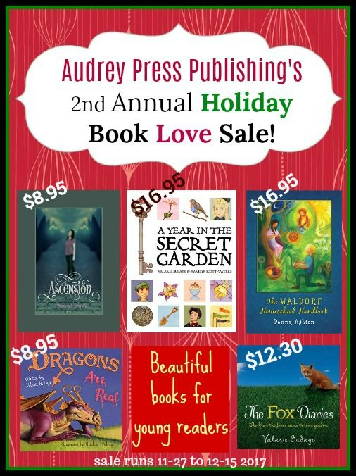 Holiday Book Love Sale offers parents, caregivers, grandparents and educators the chance to give kids the gift they can open again and again.