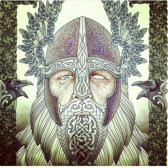 183 Best Mythological Messes Redux Images On Pinterest: 183 Best Odin's Power Images On Pinterest