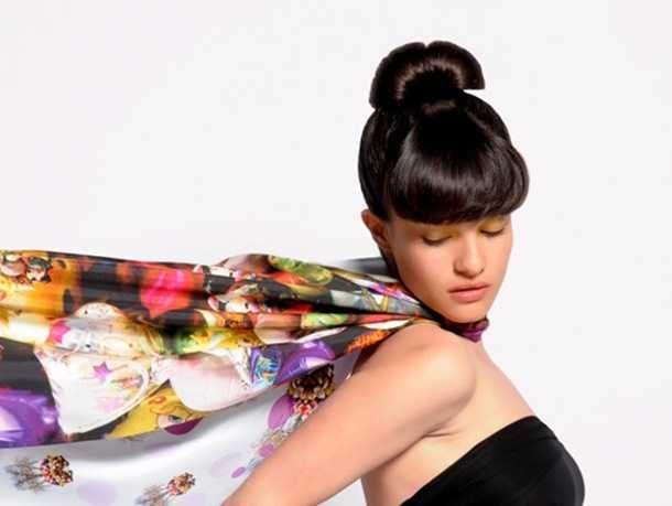 Мексиканские шарфы от Габриэлы Санчес