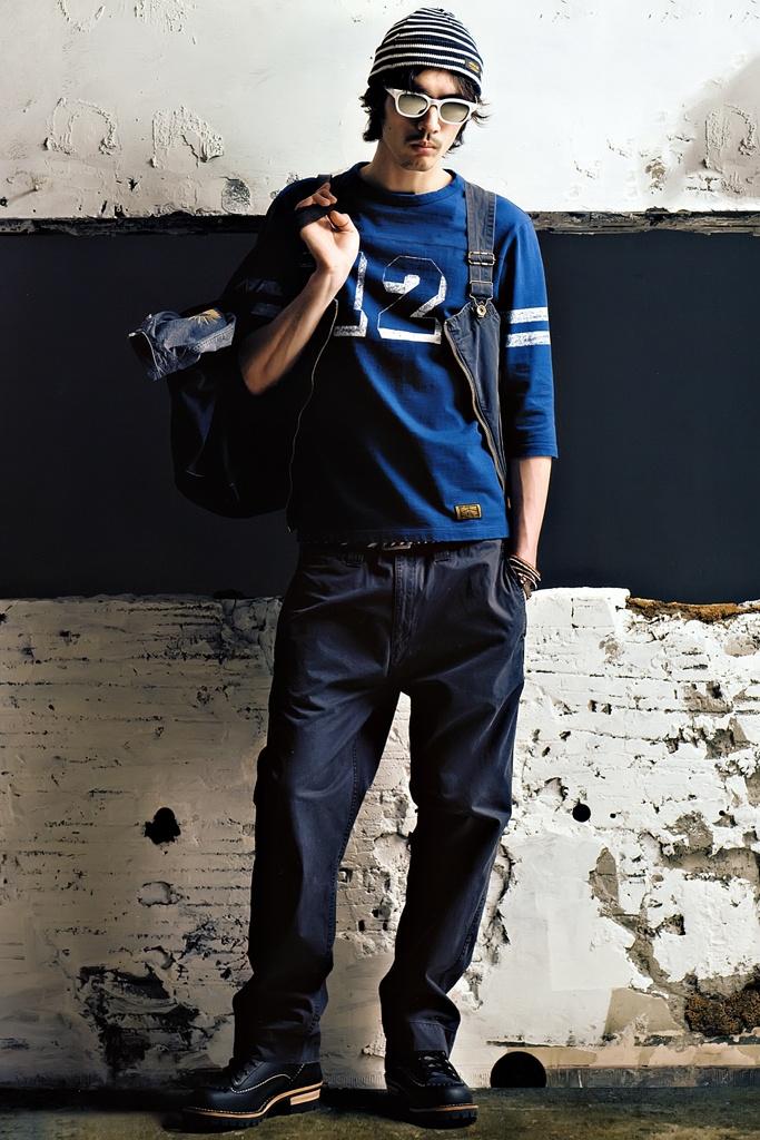 """RUDO: NEIGHBORHOOD 2012 Spring/Summer """"LESS THAN ZERO"""" Collection Editorial"""