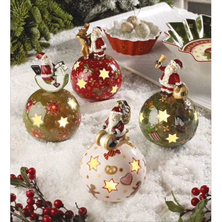 237 best villeroy and boch christmas images on pinterest for Villeroy and boch christmas