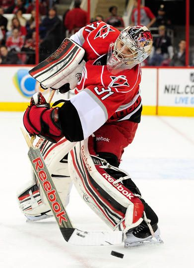 Dan Ellis, Carolina Hurricanes