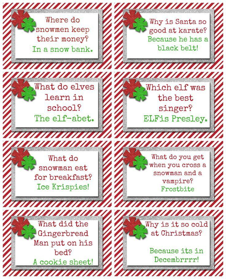 10 elf on the shelf ideas and Free Christmas printable for each day. These a great Christmas riddles.