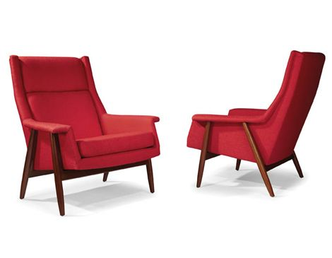 17 Best Images About Lounge Chairs From Thayer Coggin On