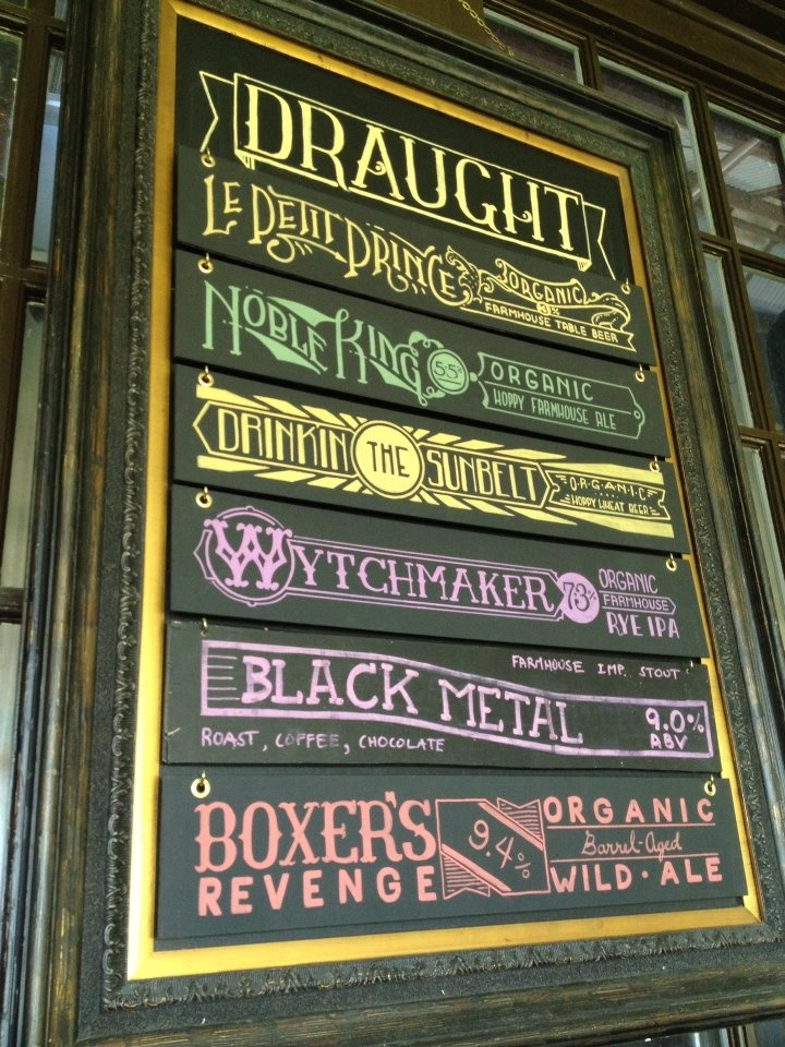 1000 images about craft draft menu boards on pinterest for Craft kings wv menu