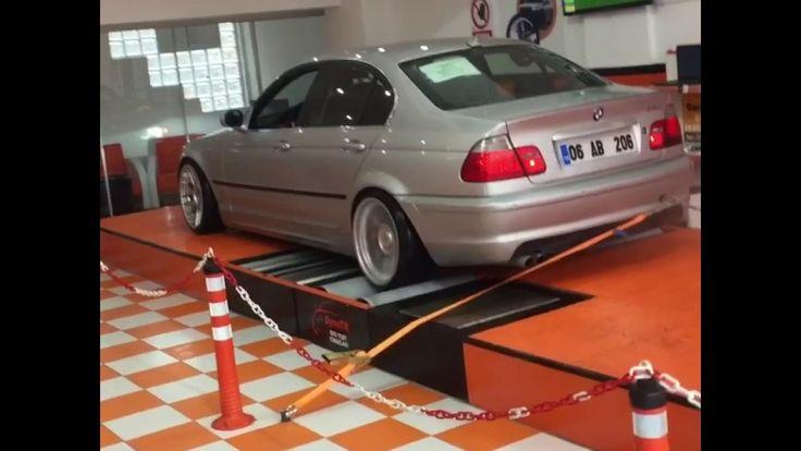 BMW Dyno on garanti oto Ekspertız - YouTube