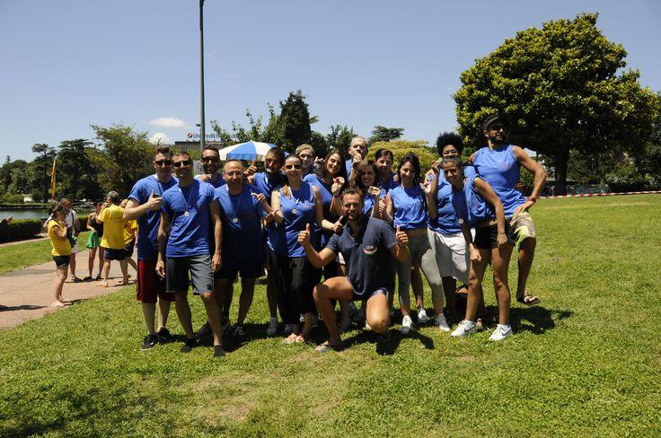 Bluea Team II, medaglia d'argento