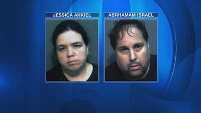 6/10/13 #FLORIDA | Jessica Ankiel & Abrhamam Israel accused of hoarding 19 animals in #OrangeCounty | A couple arrested on animal cruelty charges were released from jail after posting bail. A call to animal services turned into an animal cruelty & child neglect case. Officers said the home's condition  was the worst they've ever seen. Ankiel was running Ohana Animal Rescue. Animal services said Ankiel adopted 4 animals from them the other 15 were originally adopted by Dogs Rock & Cinagro…