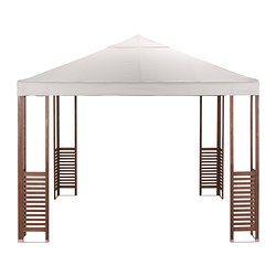 Amazing IKEA PPLAR Pavillon Ausgezeichneter UV Schutz der Stoff blockiert mind der ultravioletten Strahlen Leicht sauber zu halten dank abnehmbarem