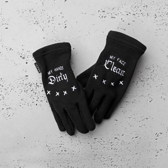 DIRTY Gloves / Accessories / HAZEL | QUALITY GOODS