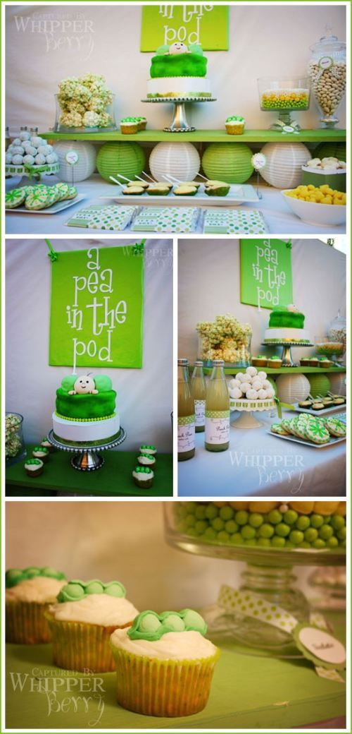 cute idea for a baby shower!