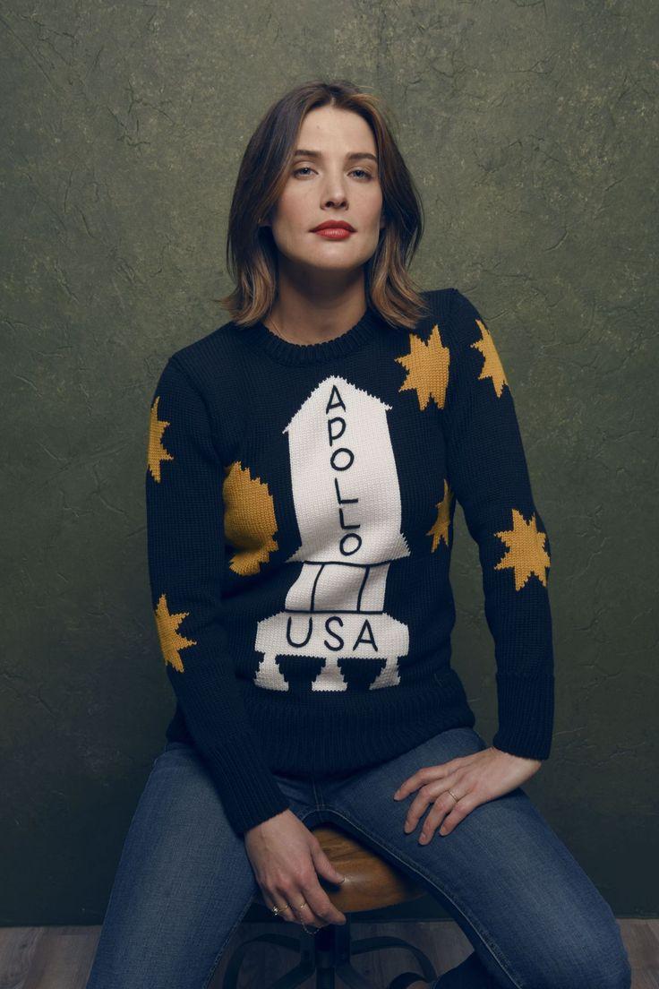 Cobie Smulders at Unexpected Portraits at 2015 Sundance Fim Festival