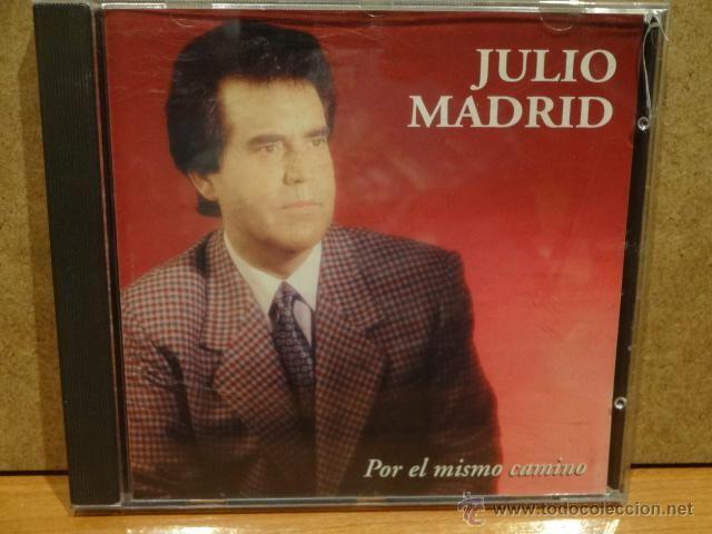 JULIO MADRID. POR EL MISMO CAMINO. CD / DINDI RECORDS - 1995. 12 TEMAS. CALIDAD LUJO.