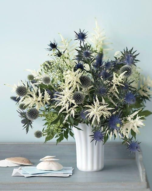 Flowers for the Fourth of July