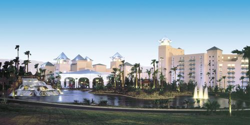 Casablanca Resort Casino is a lavish resort with scenic surroundings in Mesquite, Nevada. Rooms as low as $49 per night!