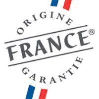 Retrouvez tous les produits labellisés Origine France Garantie sur le site www.originefrancegarantie.fr Le label Origine France Garantie est l'unique label qui certifie de manière transparente l'origine française de TOUS les produits. Plus d'infos : www.profrance.org