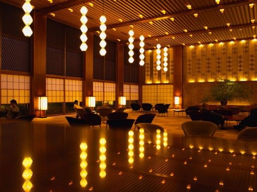 Hotel Okura. Image © Flickr CC User no_typographic_man