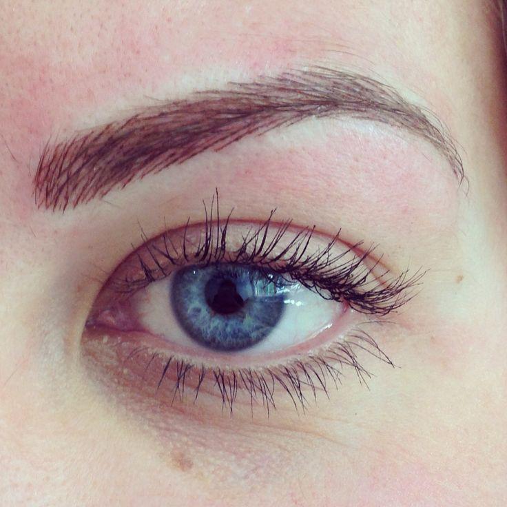17 Best Ideas About Semi Permanent Eyebrows On Pinterest