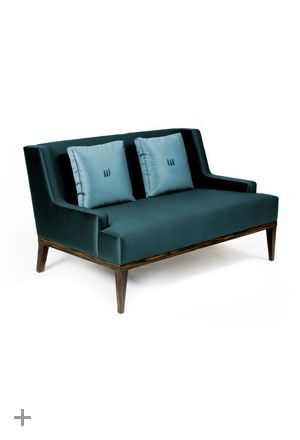 TERENA 2 Seat Sofa, @BRABBU, www.brabbu.com, interior design, trends, decor ideas, cosmopolitan decor, color