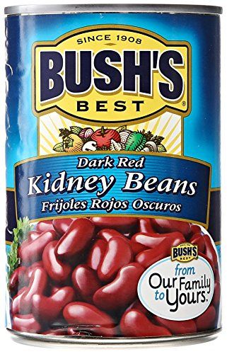 Bush's Best Kidney Beans, Dark Red, 16 oz ** Read more reviews of the product by visiting the link on the image.-It is an affiliate link to Amazon.