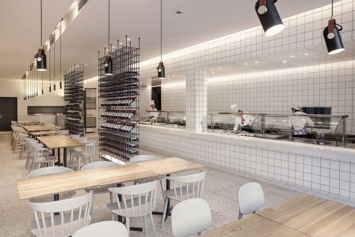 Die besten 25+ Halboffene küche gestalten Ideen auf Pinterest - offene kuche wohnzimmer grundriss