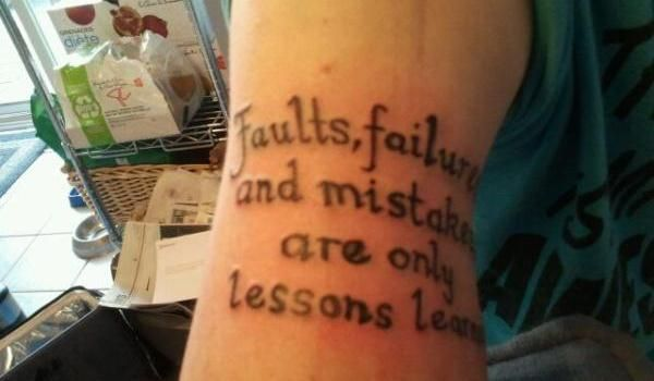 quote tattoo 25 meaningful tattoos for men which are