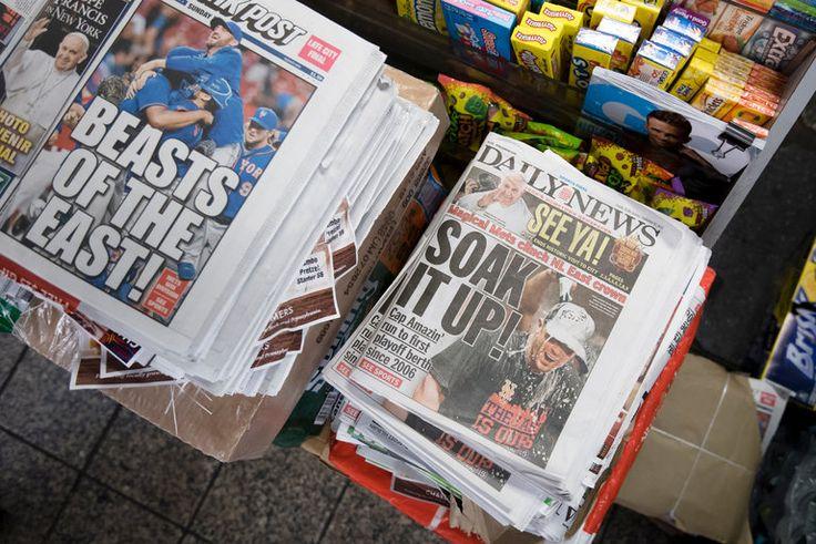 La Daily News, una voce distintiva a New York, viene venduta - il New York Times