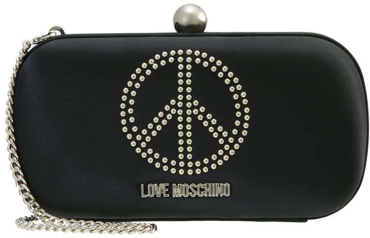 Love Moschino Clutch black